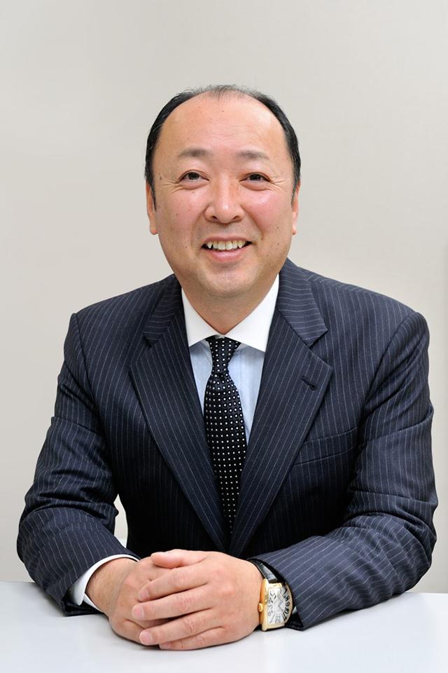 代表取締役社長 藤﨑政行